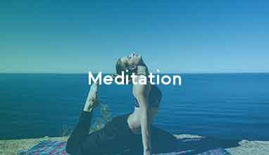 Meditation Fitness Health Forever