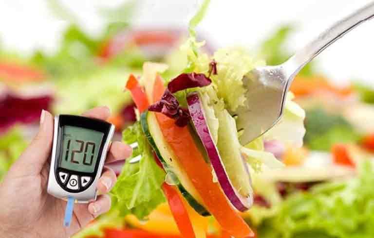 Sample diabetic diet menus and exercises