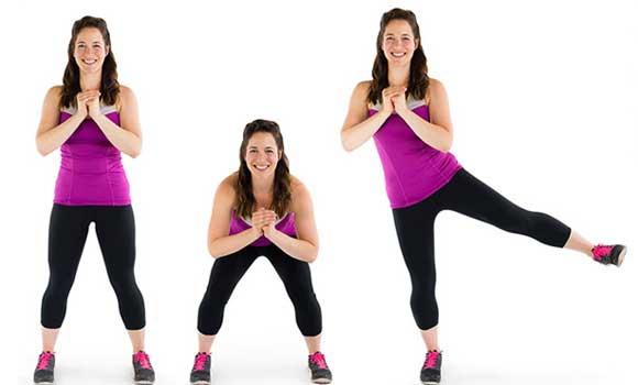 Side squats