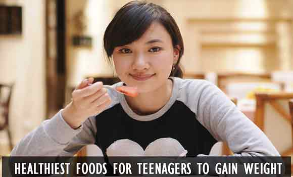 Teenagers-To-Gain-Weight