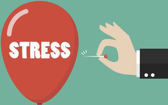 तनाव से बचें