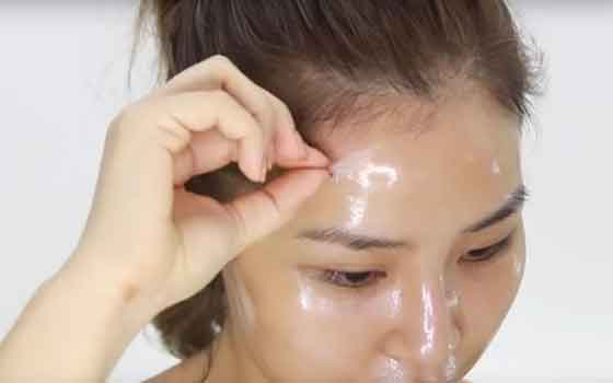 Egg White Facial Mask