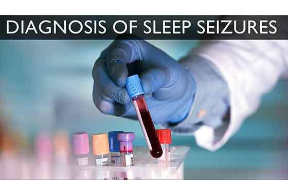 नींद की बीमारी का निदान