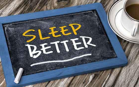 बेहतर नींद