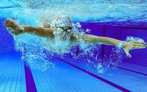 तैराकी