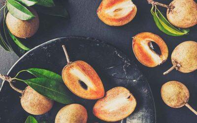 Incredible Sapota Fruit