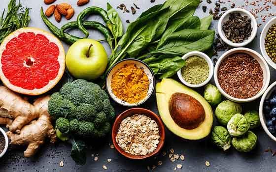 स्वस्थ आहार खाएं