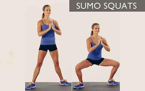 SumoSquats